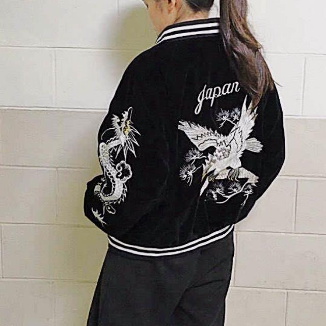 (預購)橫須賀雙面外套