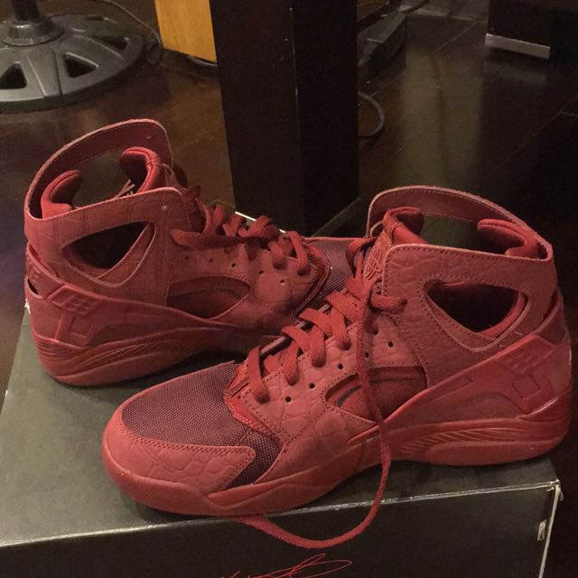 Nike 高筒武士鞋