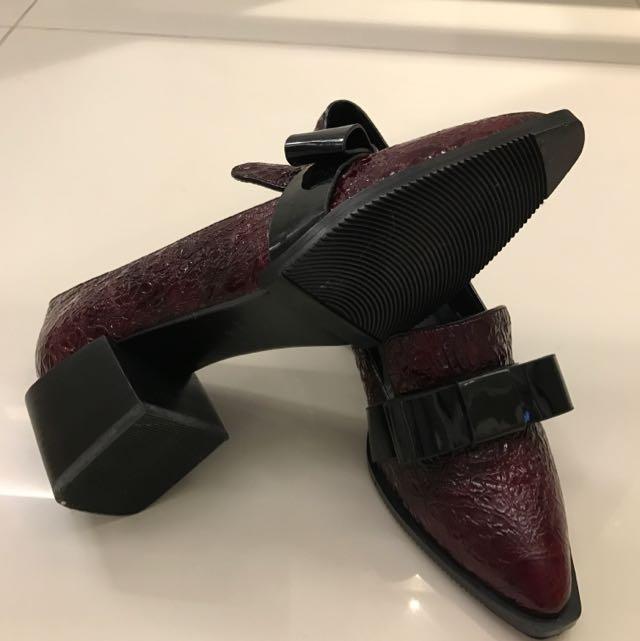 韓國品牌AILUOMAN shoes 紳士女裝鞋