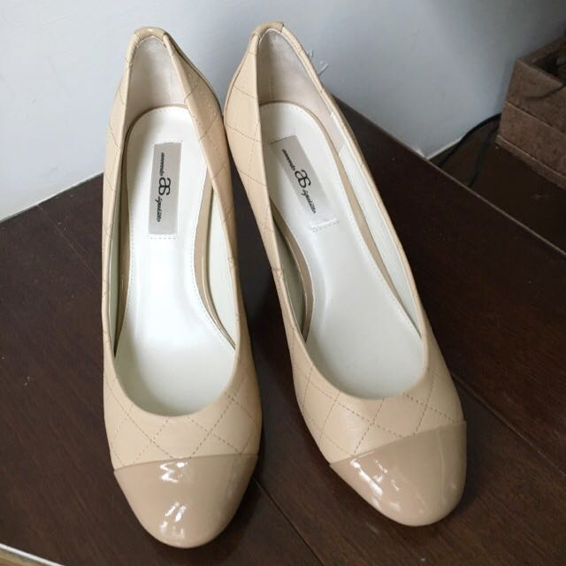 AS 全新8公分高跟鞋 (尺寸38/24公分)