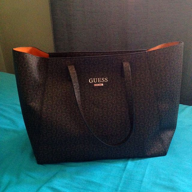 ✌🏼️Auth Guess Tote Bag