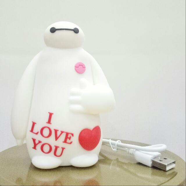 Baymax Powerbank 8800mAh