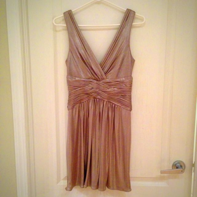 BCBG holiday dress