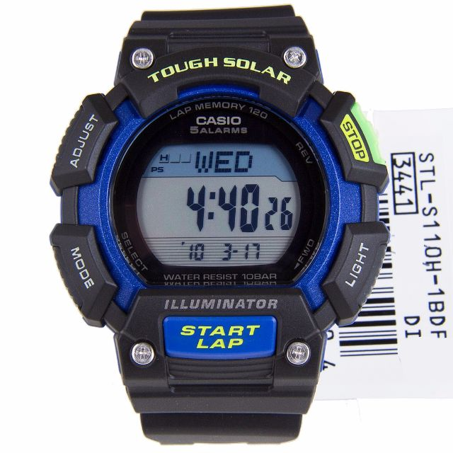 f9facf3bc Brand New Casio Tough Solar Digital 100m World Time 100% Authentic ...