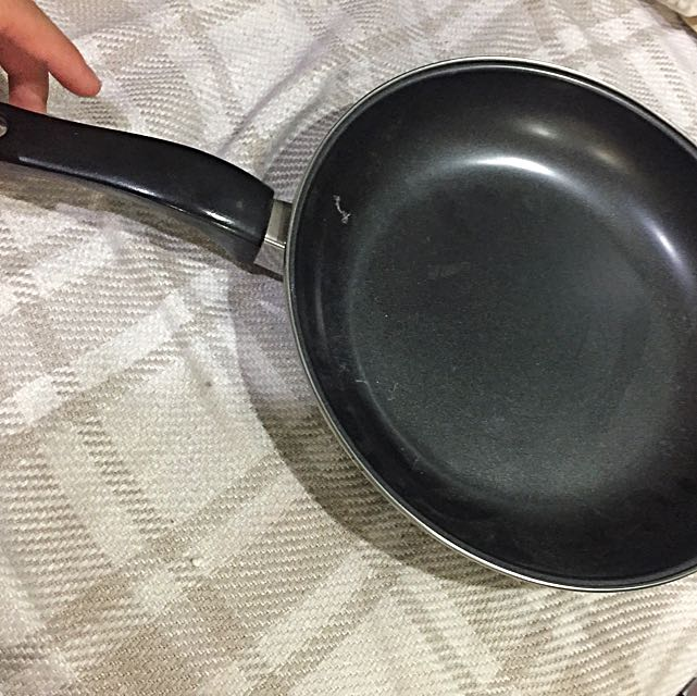 brand new frying pan