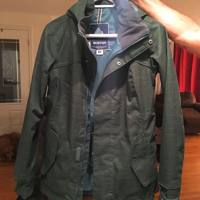 Burton Winter Coat