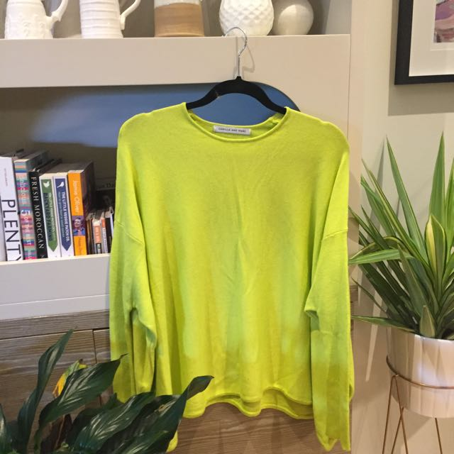 Camilla And Marc Cashmere Blend Knit Jumper