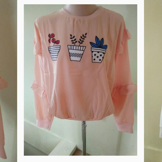 candy blouse