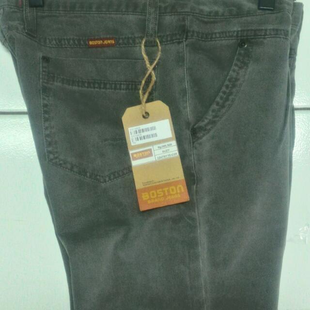 Celana Boston Jeans Wanita