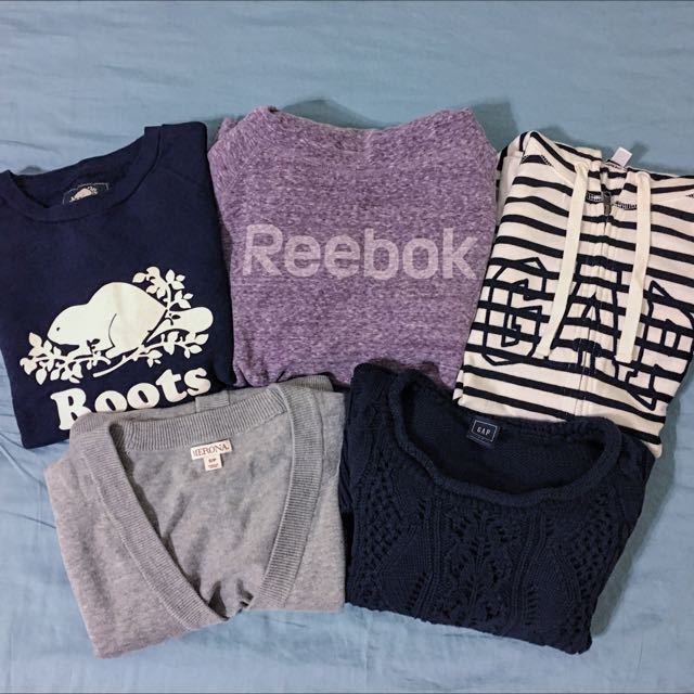 [REDUCED] Sweatshirt/Sweater/Hoodie/Pants
