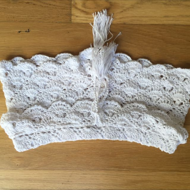 Crochet Beach Shorts Size Small