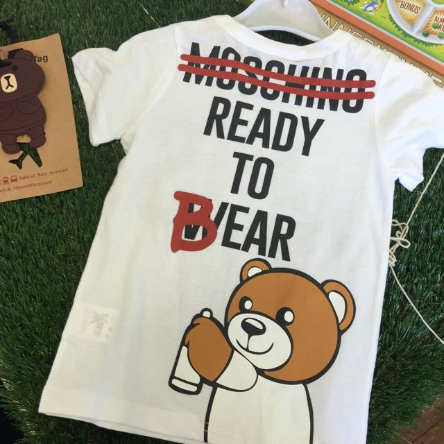 Designer moschino Kids Shirt
