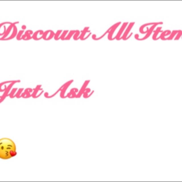 Discount All Item Girls