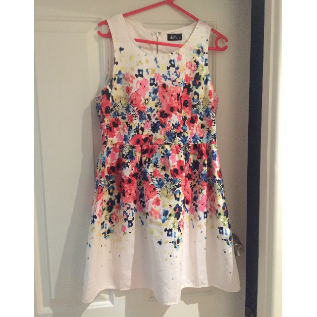 Dotti Dress Size 12