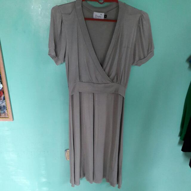 Repriced! Gray Dress