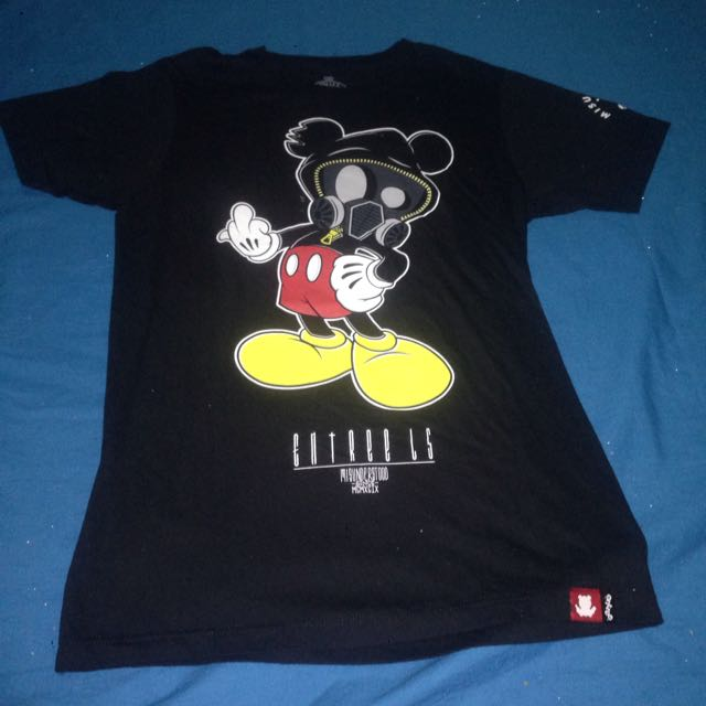 Entree Micky Fuck You Tee Small