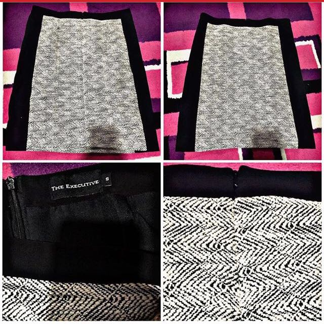 The Executive Skirt  Size: S
