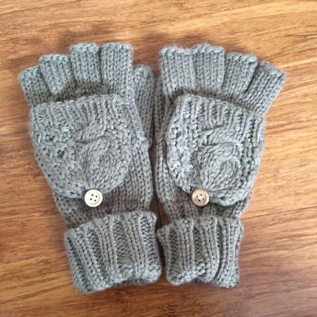 Factorie Khaki Gloves
