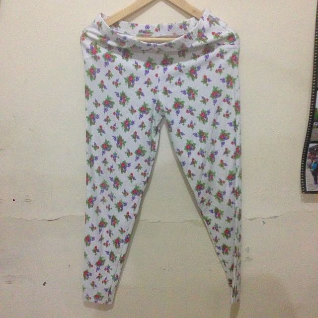 Flower Legging