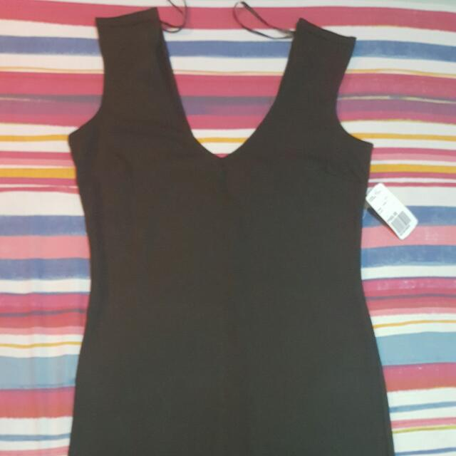 Forever 21 Mini LBD Black Dress - Sz L