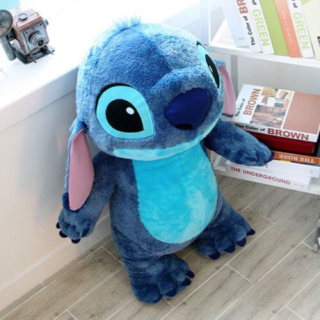 Flounder Stuffed Animal, Pending 75cm Stitch Plush Toy Toys Games Bricks Figurines On Carousell