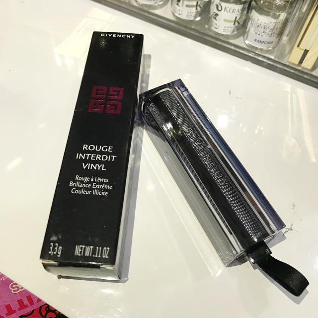 Givency lipstik