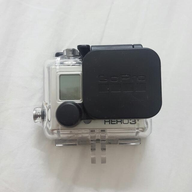Go Pro Here 3+ Black Edition