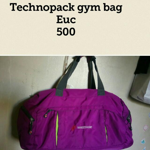Gym Bag Technopack