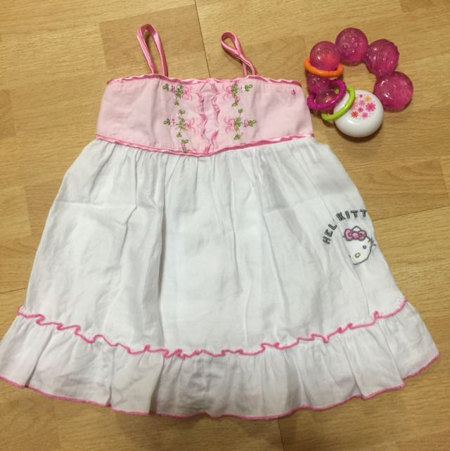 Reserved to Jayme Hello Kitty Dress