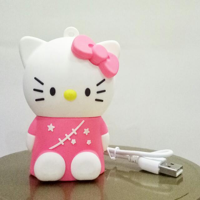 Hello Kitty Powerbank 8800mAh