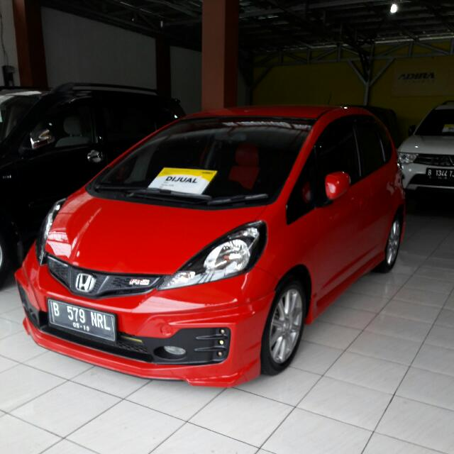 Honda Jazz Rs 2014 Cars Cars For Sale On Carousell