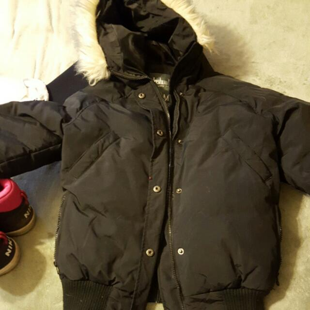 Joshua Perets winter Coat