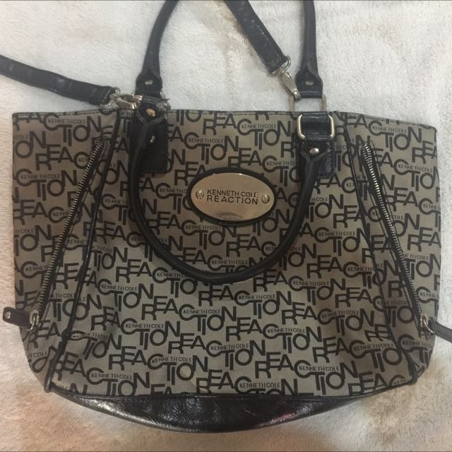 Kenneth Cole Bag Authentic
