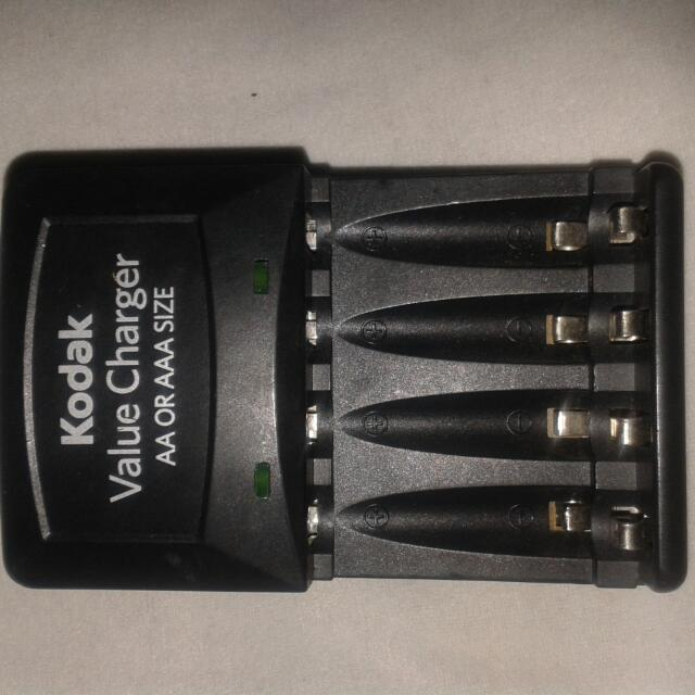 Kodak Value Charger