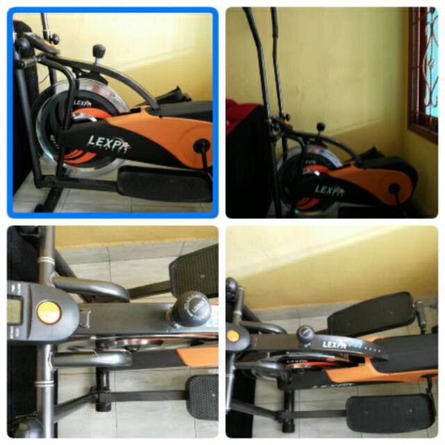 Lexpa fitness - Alat Olahraga Fitness
