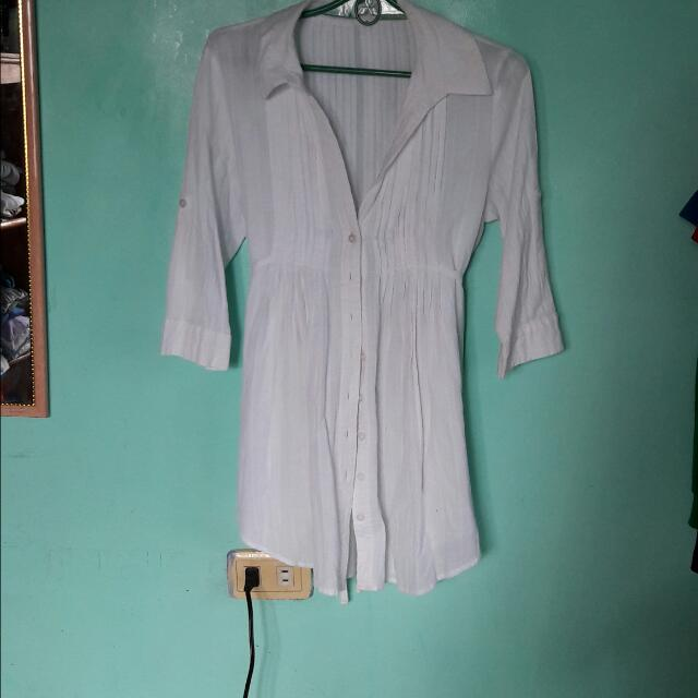 Repriced! Long Blouse