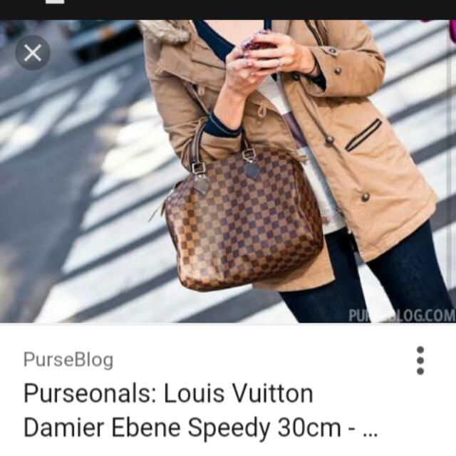 Repriced!!!! 2,300 Louis Vuitton Damier Ebene