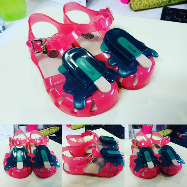 Mini Melissa Preloved