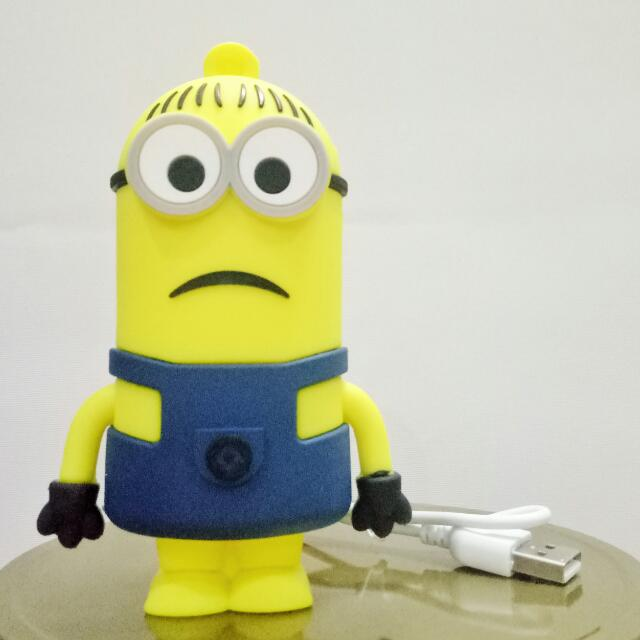 Minion Powerbank 8800mAh
