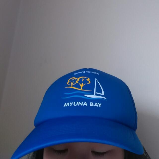 (Reduced Price) Myuna Bay Trucker Cap
