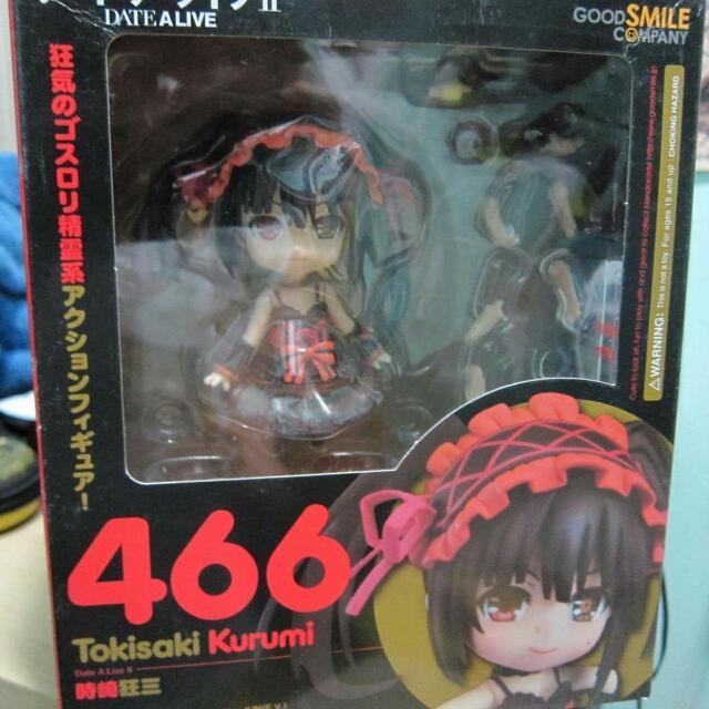 Nendoroid #466 Kurumi Tokisaki