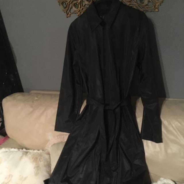 New Brandon Thomas Rain Coat