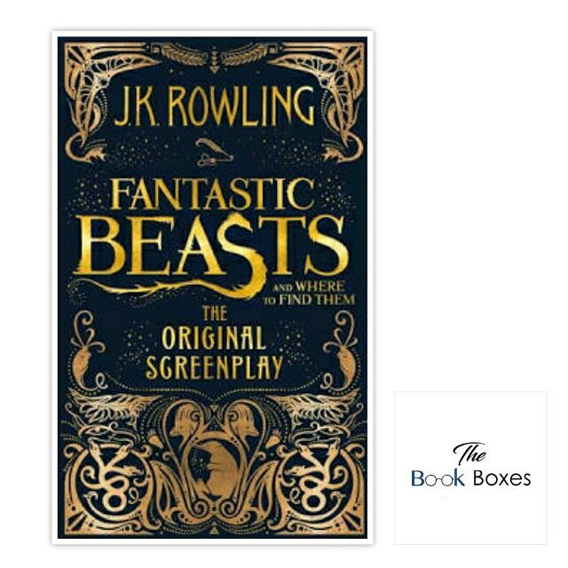 Novel Fantastic Beasts And Where To Find Them
