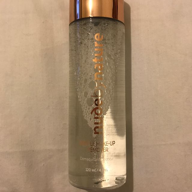 Nude By Nature - Gentle Make Up Remover