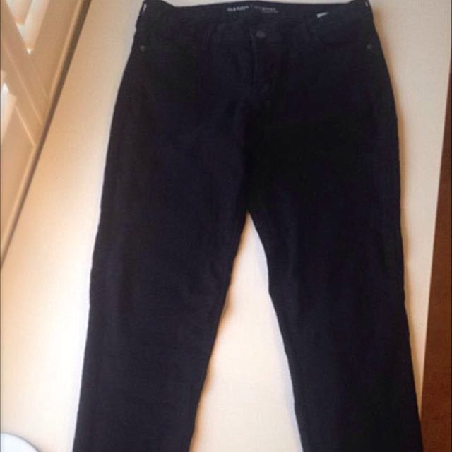Old navy Rockstar Low Rise Jeans