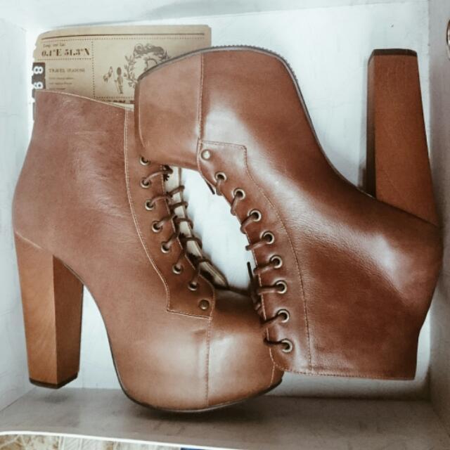 Pazzo長筒靴(MIT)
