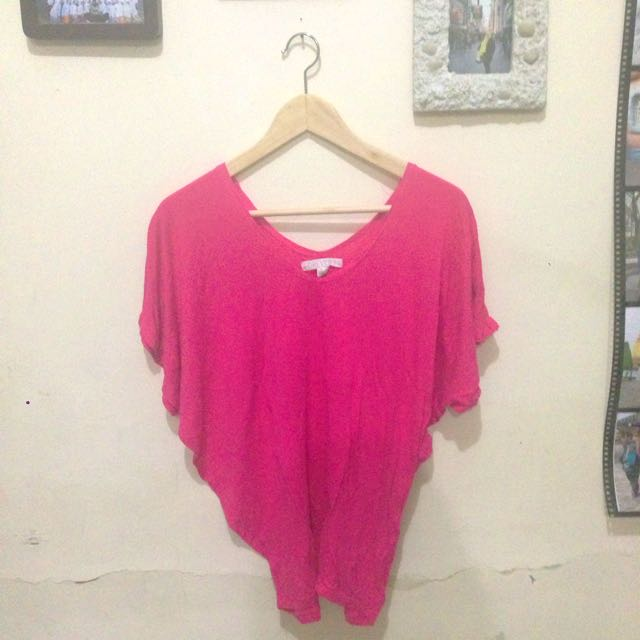 Pink Forever21 Shirt