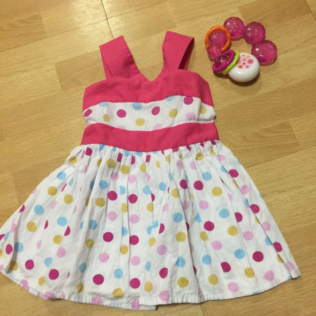 Reserved to Jayme Polka Dress