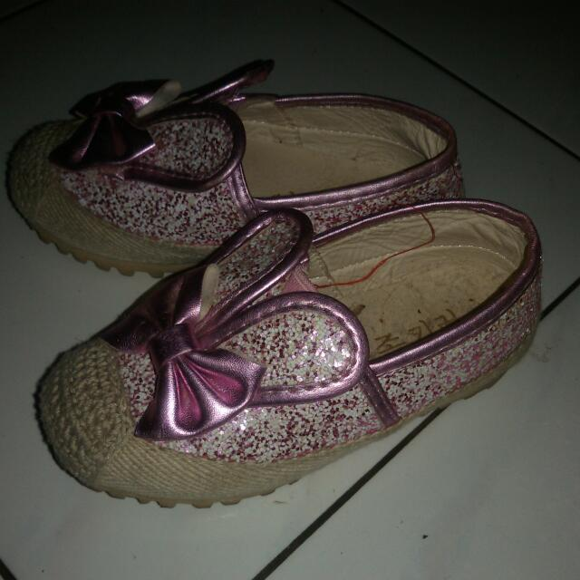 Preloved Bunny Shoes