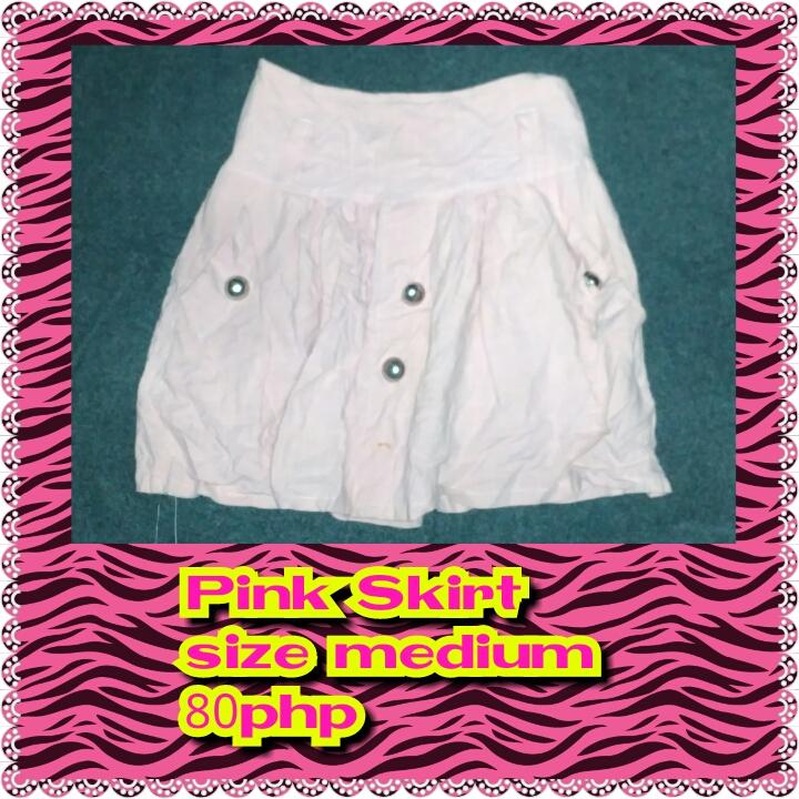 Preloved Kikay Skirt